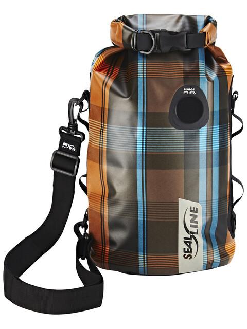 SealLine Discovery - Para tener el equipaje ordenado - 10l naranja/marrón